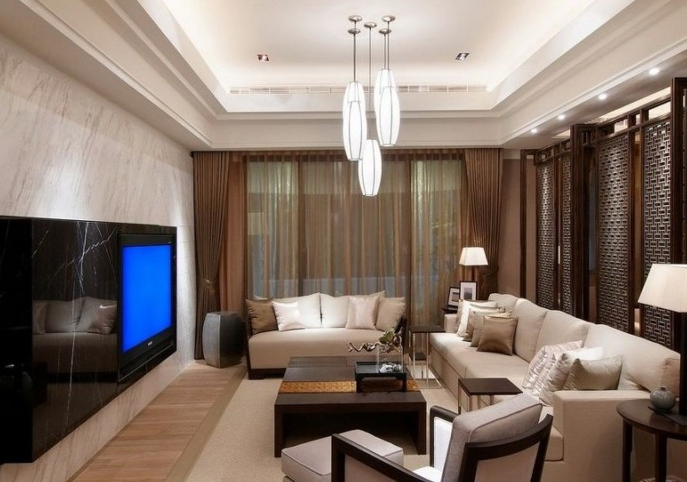 living room overhead lighting. Black Bedroom Furniture Sets. Home Design Ideas