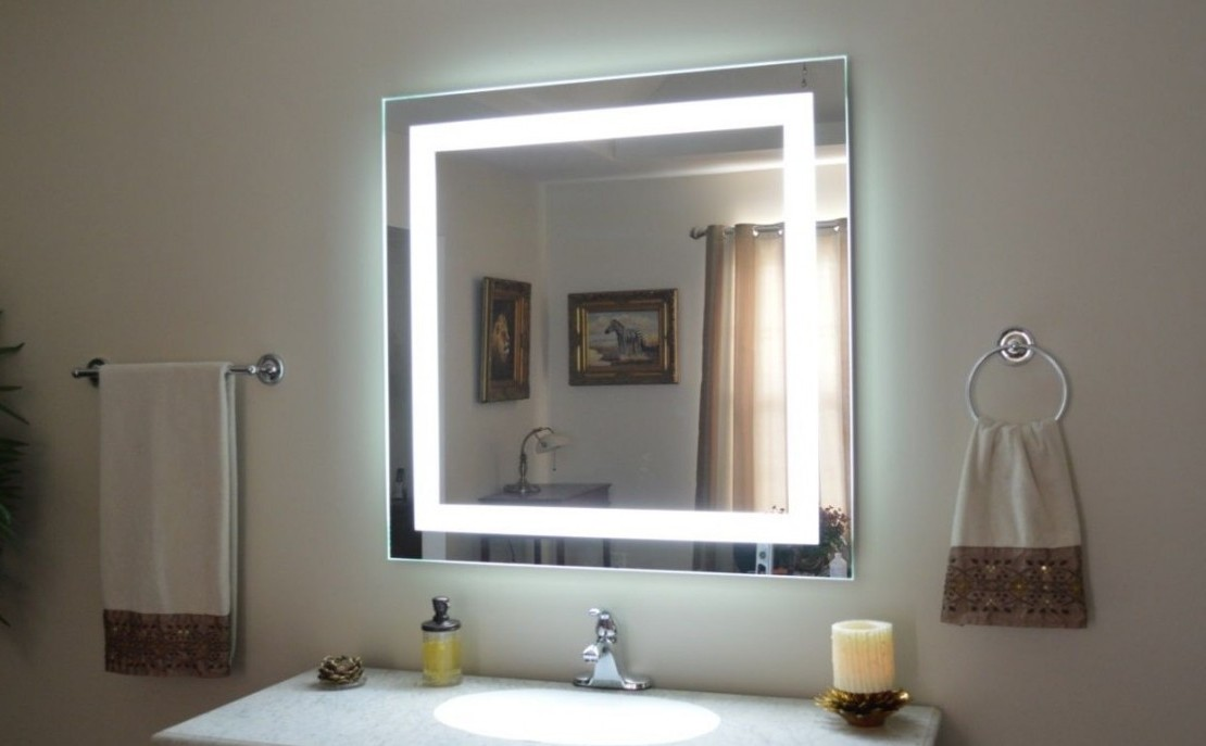 Bathroom vanity wall mirrors for Bathroom vanities and mirrors