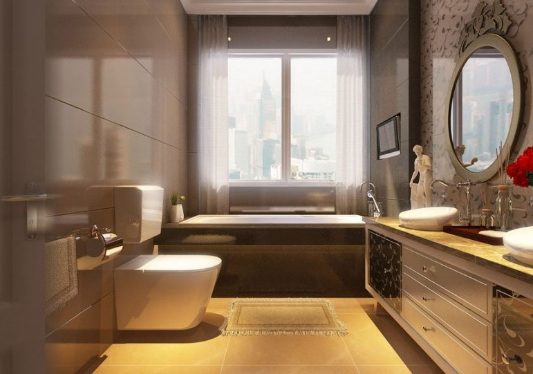 7 ideas for unique bathroom vanities for High end vanities