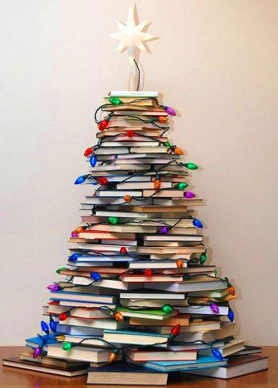 christmas tree books - Different Christmas Trees