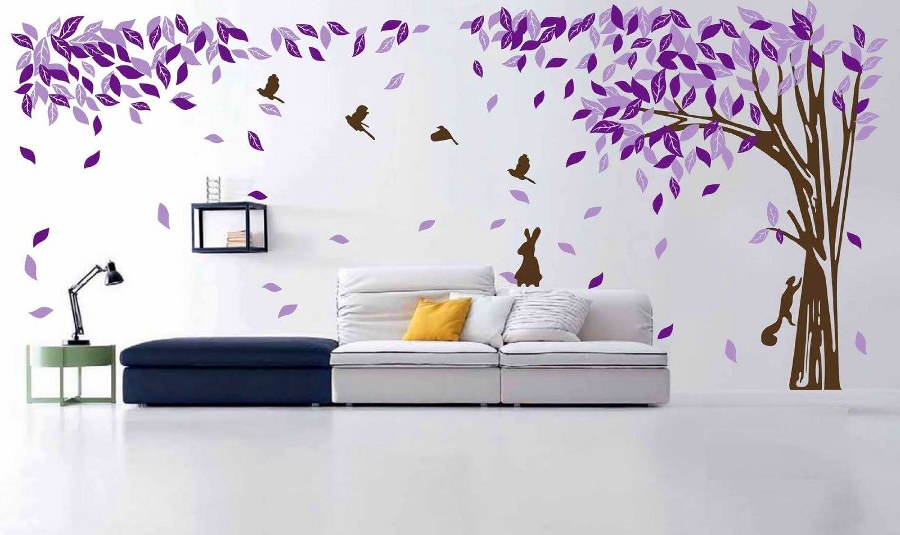 beautiful wall art designs that you would love to steal to