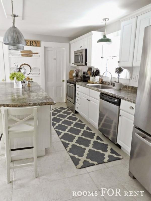 Rugs Usa Trellis : Big impact decor ideas for renters