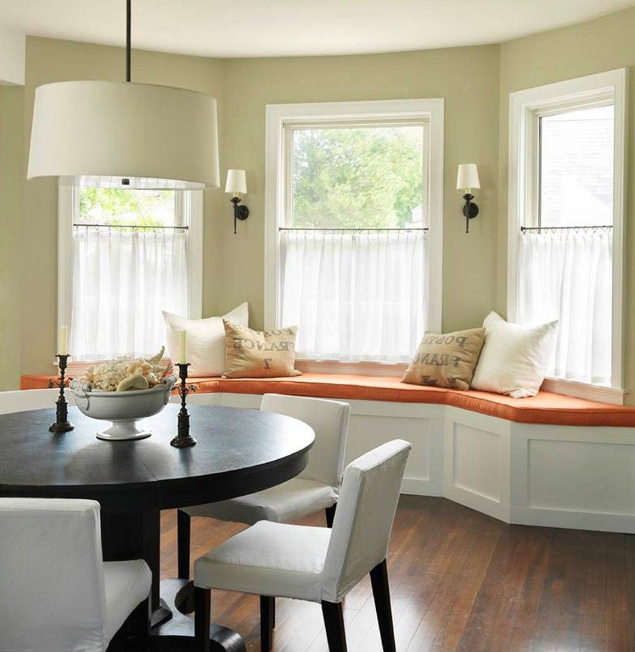 Window Sill Bench Home Design