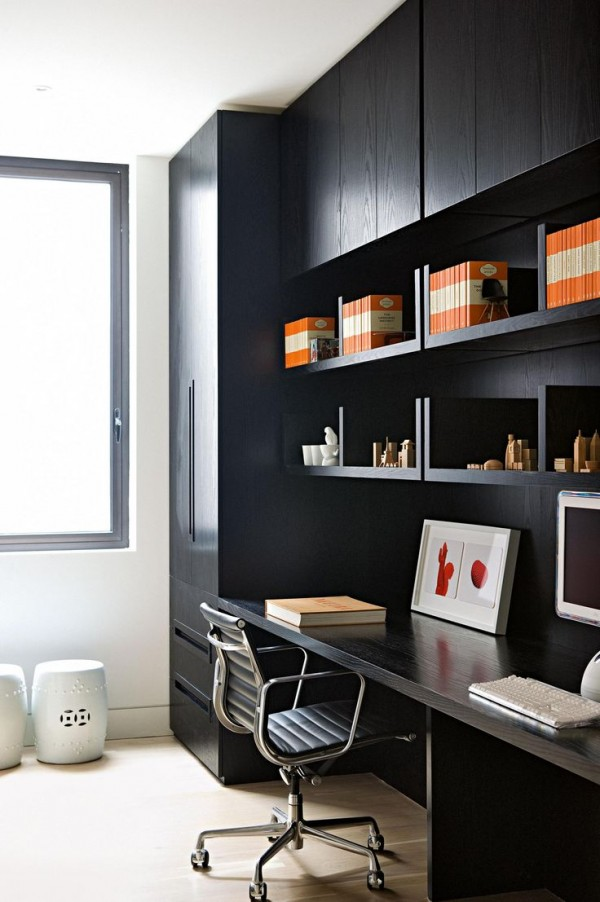49 Creative Home Office Designs That Inspire Productivity