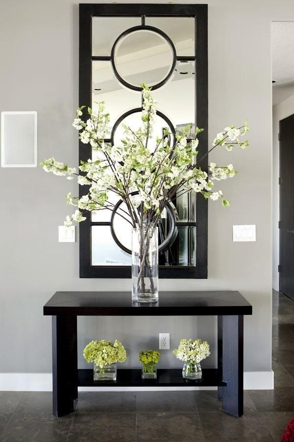 Small Foyer Inspiration : Clever home decor ideas to max out the style of small