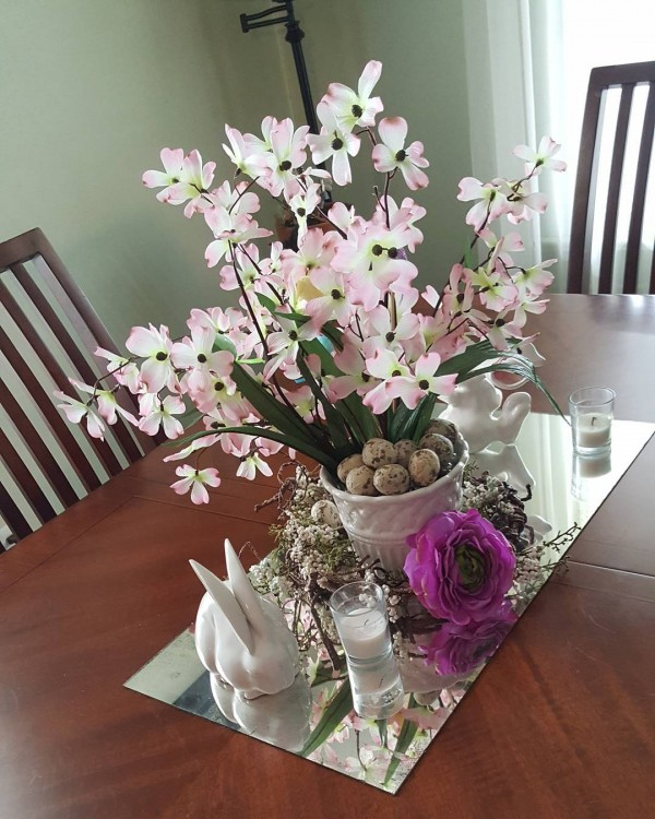 Charming easter centerpiece ideas you ll want to copy