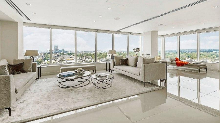 Elegant Design Living Room
