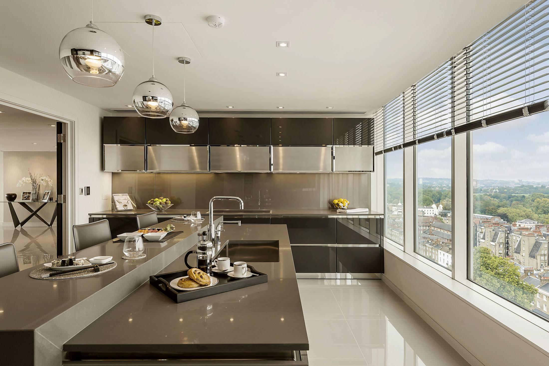Modern Decor Kitchen