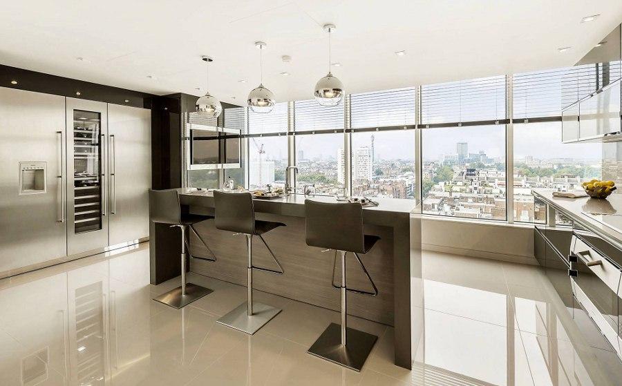 Clean Design Kitchen Bar