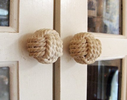 Rope Door Knob