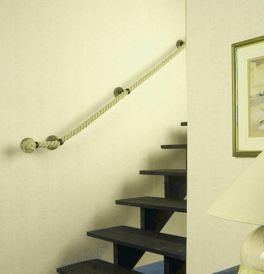 Rope Handrails