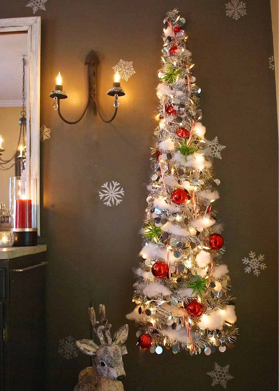 17 Unique Christmas Tree Alternatives Just to Be Different ...