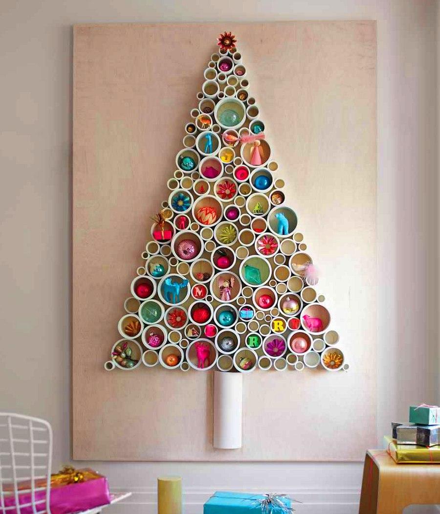 Christmas Tree Tubes and Toys