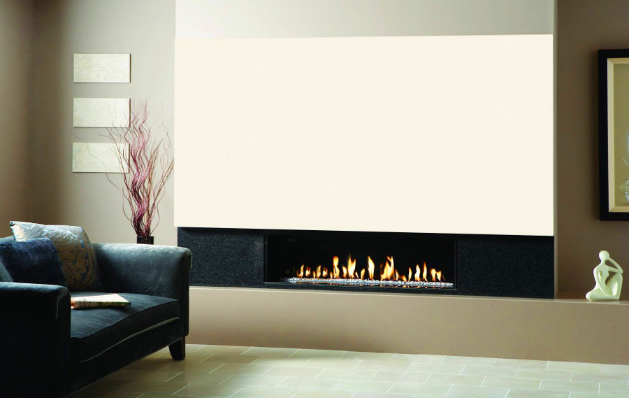 Fireplace Strip