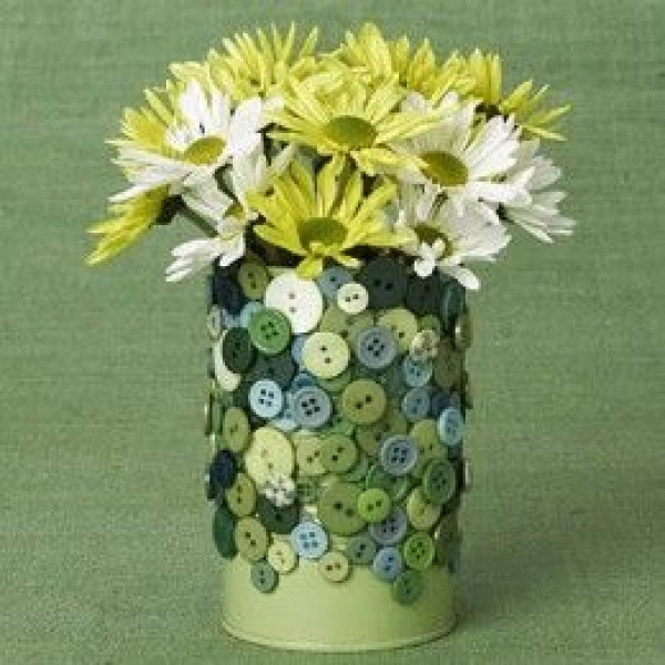 20 Cute and Clever Tin Can Crafts