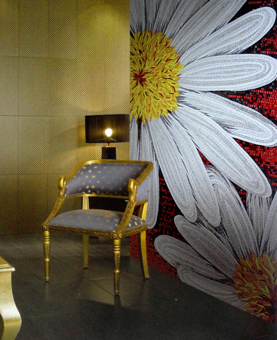 Camomile Mosaic Room