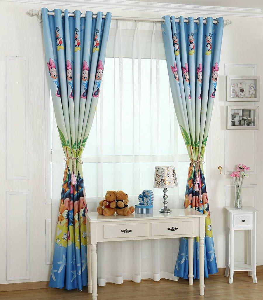 Disneys curtains