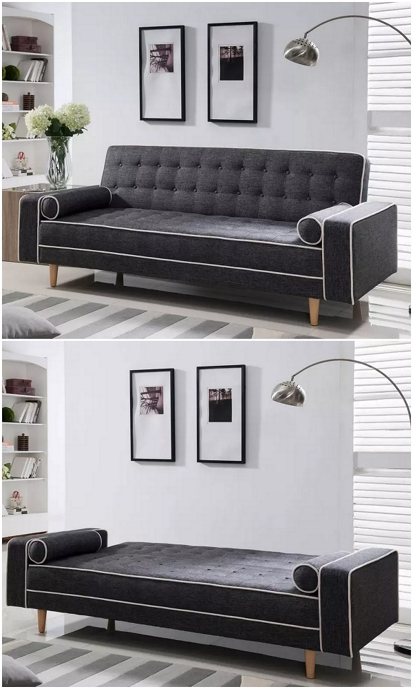 Check out the Castiel Sleeper Sofa - one of the top 10 best sleeper sofas