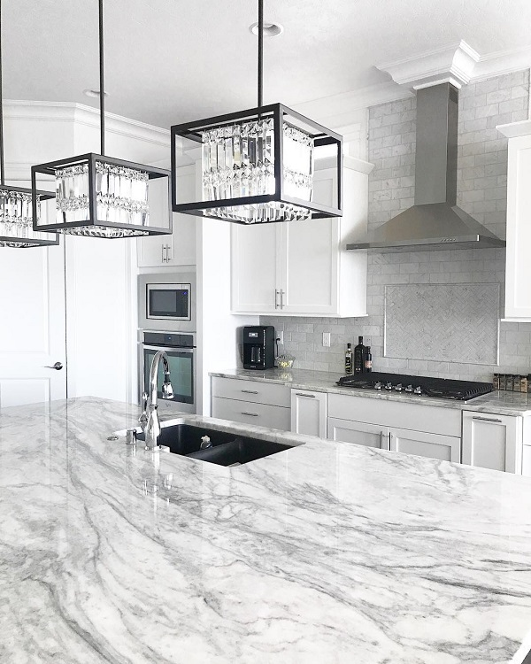Marble Kitchen Countertops - Are They Worth It?