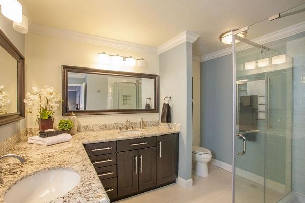 Bathroom design Santa Clara