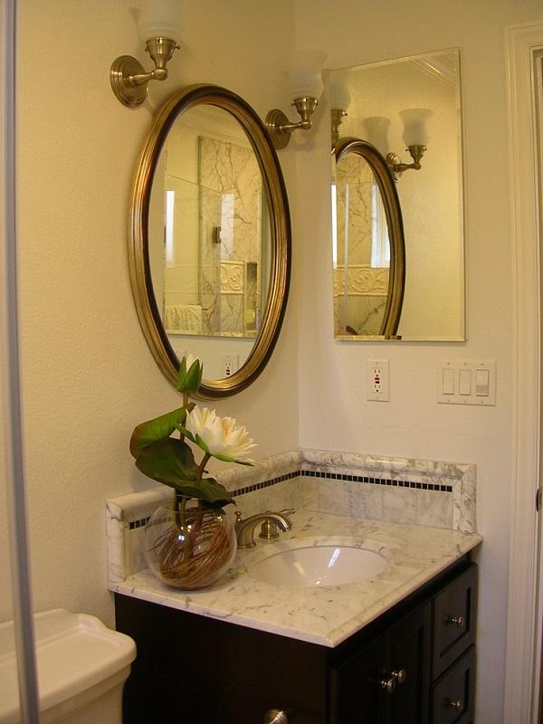 Traditional bathroom in Santa Clara, CA