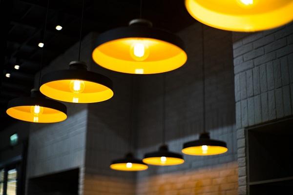 Designer lighting in kitchen design