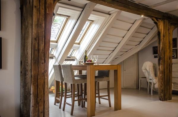 Using wood in modern kitchen design