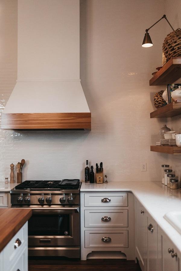Sustainable appliances in kitchen design