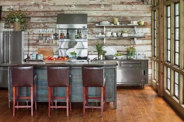 Vintage decor rustic kitchen