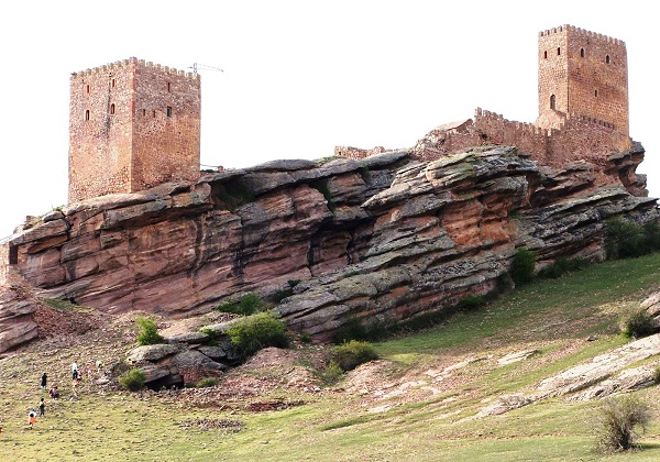 Castillo de Zafra (Tower of Joy)