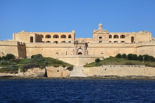 Fort Manoel (Eddard Stark's Beheading)