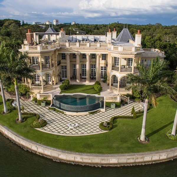 Florida Luxury Big House Mansion