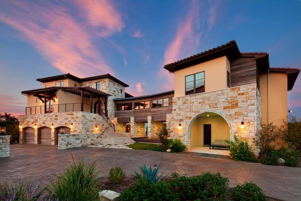 Tuscan Big House