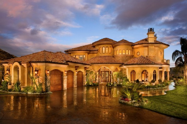 Mediterranean Big House