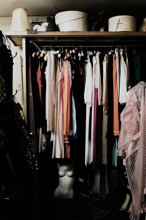 Declutter Your Closet Regularly (and Donate)