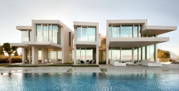 Casa Sardinera Glass House