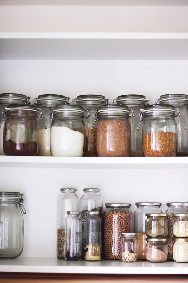 Glass Jars for Everything