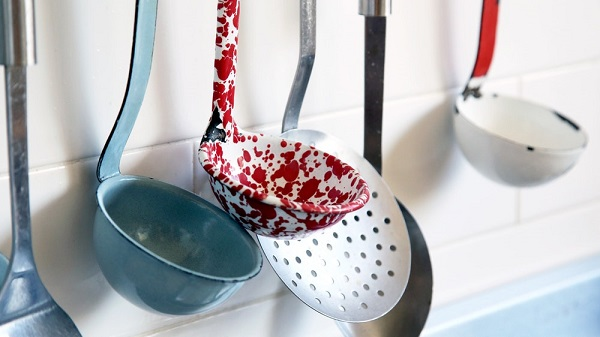 Kitchen Utensil Rack