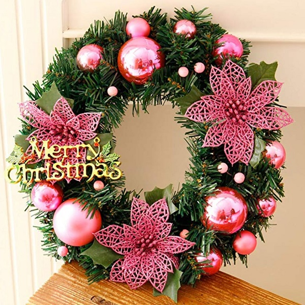 Pre-made Christmas Wreaths