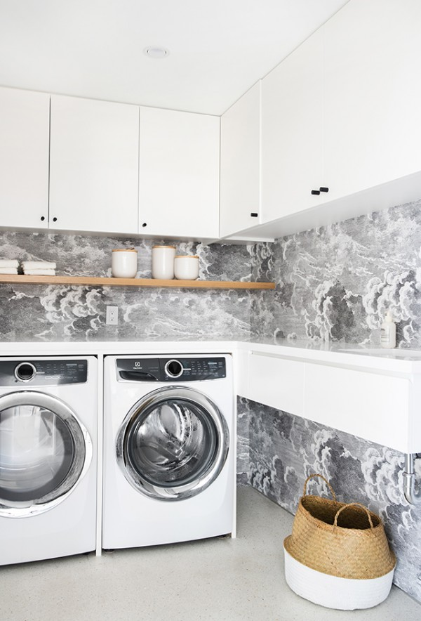 Mandy Moore's Laundry Room