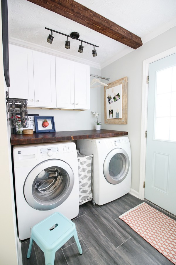 Pedraza Laundry Room Reveal