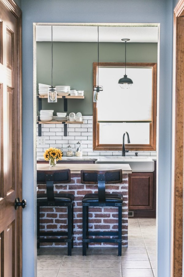 Black Stainless Kitchen Renovation Jelly Toast Blog