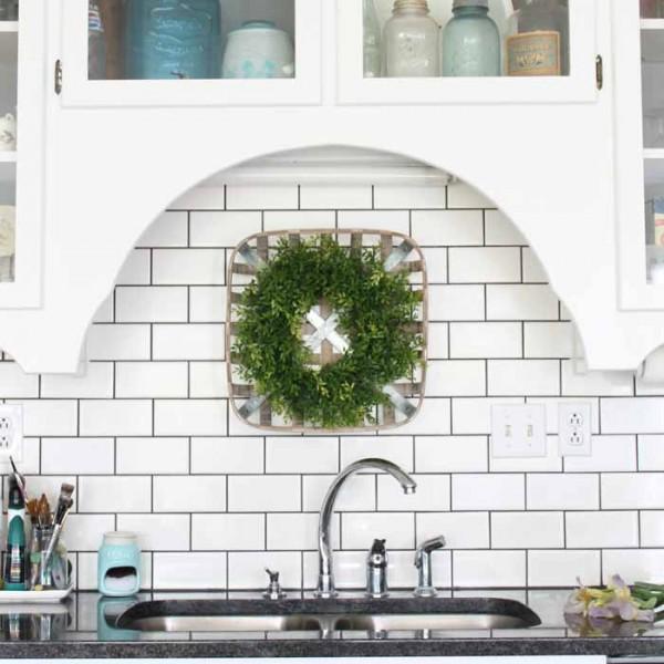 Our Farm Kitchen Reveal #kitchendesign #kitchendecor #homedecor #rustic