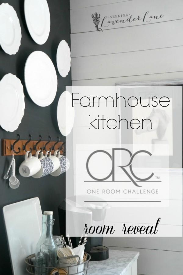 Farmhouse Kitchen Reveal