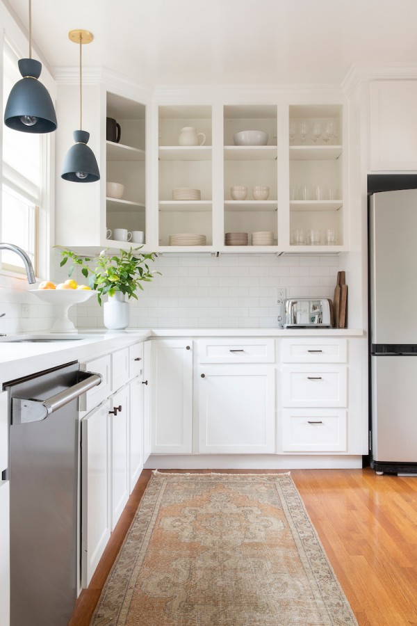 Kitchen Reno Reveal with Real Simple Magazine