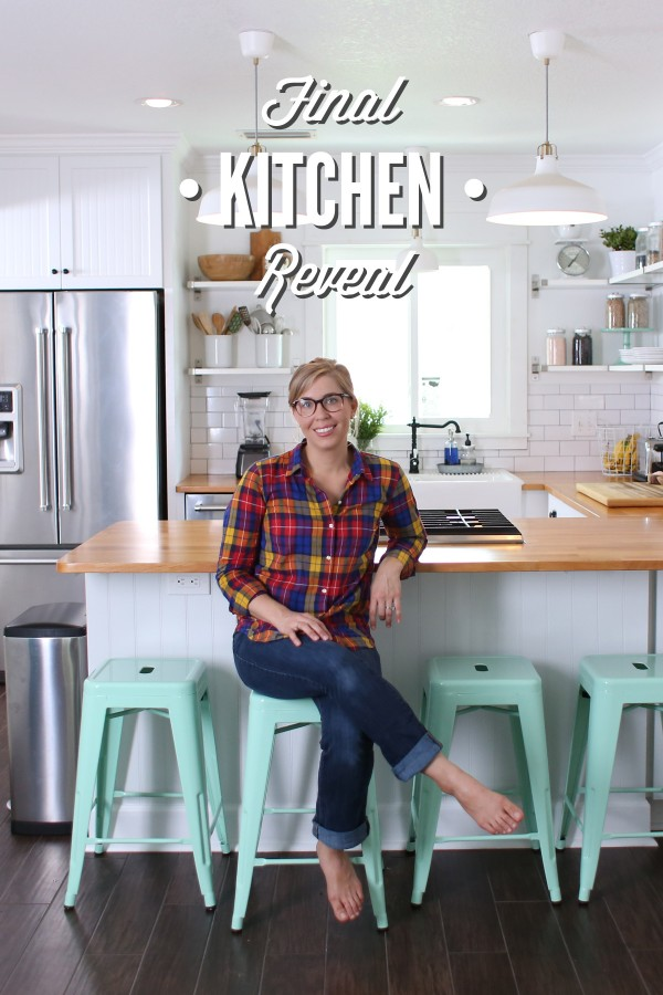 The Live Simply Kitchen Remodel: Final Reveal