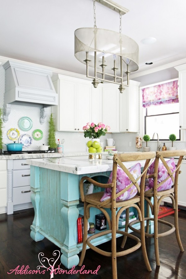 Our White on White Kitchen Reveal