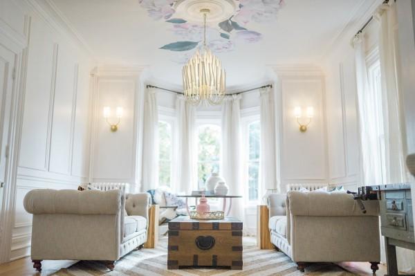 18 Inspiring Living Room Ceiling Design Ideas