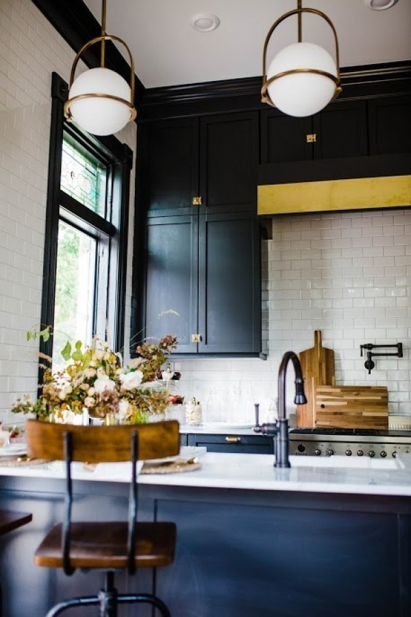 Win This House! The Kitchen Reveal #kitchendesign #ceilingdesign #homedecor #interiordesign