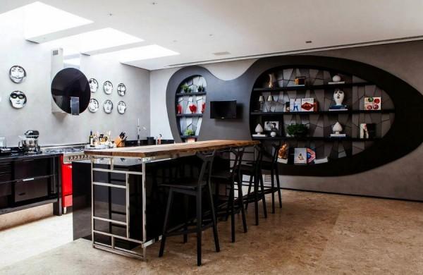13 Modern Designs for the Ultimate Kitchen Bar  design